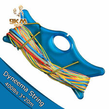 3-Line Kite Line Set 400Lbs 20m Dyneema Power Traction Kites Strong and Durable