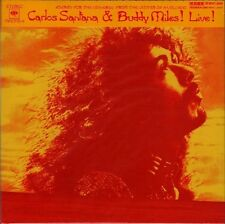 CARLOS SANTANA BUDDY MILES Live ! (1972) Japan Mini LP CD MHCP-819