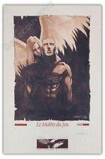 Affiche Charlet Maître du Jeu 125ex-s 45x30