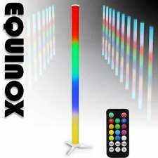 Equinox Pulse Tube LED Rainbow Colour Changing DJ Disco Party Light Effect