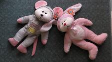 Plush Bunny Bean Bag Toys