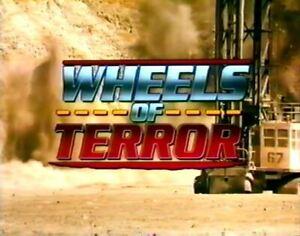Wheels Of Terror - 1990 US TV Movie Stars: Joanna Cassidy, Marcie Leeds/UK disc
