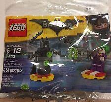 Lego The Batman Movie Polybag 30523 The Joker Battle Training