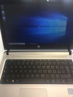 "NOTEBOOK HP PROBOOK 430 G3 I7 13.3"" RAM 16GB SSD 500GB WINDOWS 10 PRO PERFETTO !"