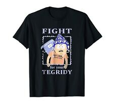 South Park Fight For Your Tegridy Funny Black T-Shirt Gift For Friends