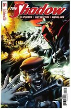 The Shadow #1 (2017) Neal Adams cover 9.4 NM