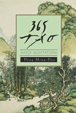 NEW - 365 Tao: Daily Meditations by Deng, Ming-Dao
