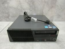 Lenovo ThinkCentre M82 SFF Computer - i5-3470 3.2GHz 4GB RAM DVDRW Desktop PC