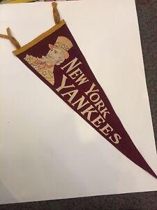 Vintage New York Yankees Pennant