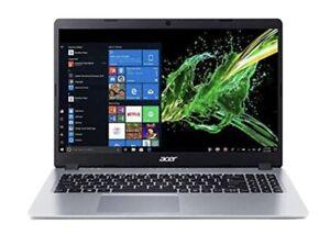 Acer Aspire 5 AMD Ryzen 3200U 2.60GHz 4GB Ram 128GB SSD Windows 10 Home