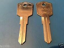 Ford Capri, Consul, Granada, Taunus - Schlüsselrohling Börkey Profil 961