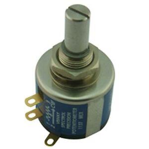 3W Power 10 Turn Wire Potentiometer 10K