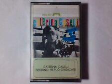 CATERINA CASELLI Nessuno mi può giudicare mc cassette k7 NUOVA ROLLING STONES