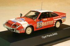 Schuco 05545 Opel Manta B400 #153 Paris-Dakar 1/1000