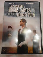 L'ASSASSINIO DI JESSE JAMES PER MANO DEL CODARDO ROBERT FORD - FILM in DVD ORIG.