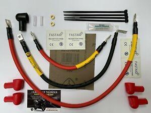 ES-38 MV Agusta F4S 750 Premium Hi Cap Starter Circuit Upgrade Cables