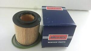 Ford Transit 2.2 2.4 TDCi  Oil Filter Genuine Borg & Beck 2006-2014