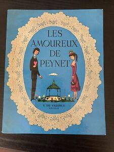 Les Amoureux de Peynet. Texte de Max Favalelli , édition de luxe 1953