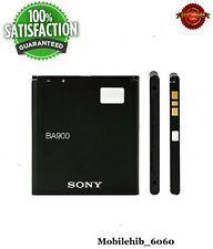 Replacement BATTERY For SONY ERICSON BA900  Xperia J / L / M / TX / GX -1700MAH