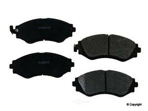 Disc Brake Pad Set-Meyle Semi Metallic Front WD Express 520 07970 503