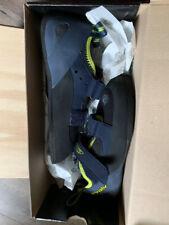 No Reserve! Evolv Defy Black/navy Rock Climbing Shoes Eu 39.5