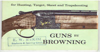 Guns by Browning Catalogue with Prices