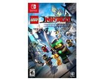 LEGO Ninjago Movie Video Game (Nintendo Switch, 2017)