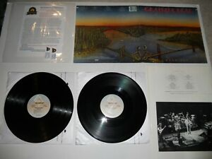 Grateful Dead Dead Set Masterfonics Analog 1st '80 ARCHIVE MASTER Ultrasonic CLN