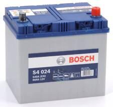 BOSCH S4024 12V 60Ah 540cca SUBARU Car Battery