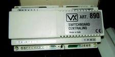 Videx Intercom Switchboard Centralino Control Unit ART. 890