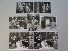 "JEAN CARMET GABRIEL CATTAND DUCHAUSSOY ""LA DOUBLE VIE..."" LOT 13 PHOTOS TV EM"