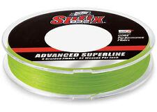 Sufix 832 Braid Fishing Line 3500 Yds, 40 Lb., Neon Lime
