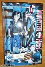 Monster High INVISI BILLY Doll SCAREMESTER INVISIBILLY BOY DOLL RARE