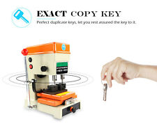 Key Cutting Machine Car Door Key Copy Machine 368A Locksmith Tool Fast Shipping