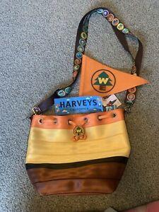 Harveys seatbelt Up Russell Park Hopper Wilderness Explorer Bag Brand New