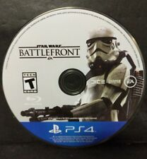 Star Wars: Battlefront (Sony PlayStation 4, 2015) Disc Only