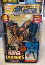Marvel Legends Astonishing X-Men Wolverine variant MIP
