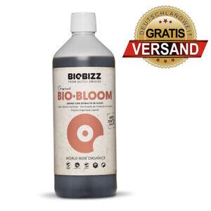 BioBizz Bio-Bloom Blütendünger 500ml / Bio Dünger / Blühdünger / 100% organisch