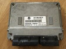 Audi VW Skoda Seat ecu immo off/ removed plug and play 047 906 033 H 047906033h