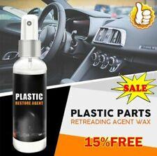 Plastic Parts Retreading Restore Agent Wax Instrument Wax Reducing Agent 30ml