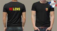 t-shirt personnalisé FOOT RCL RACING CLUB DE LENS LENSOIS P083
