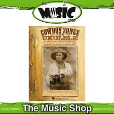 New Cowboy Songs for Ukulele Music Book - Country Uke Songs