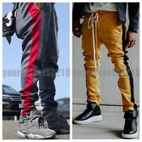 Men's Jogger Pants Fashion Sports Joggers Gym Workout Casual TRACK PANTS