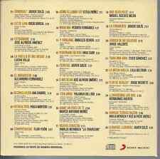 rare BOLERO RANCHERO 60s 70s CD slip JAVIER SOLIS yolanda del rio MIGUEL ACEVES