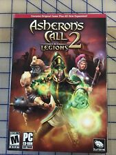 Asheron'S Call 2 Legions Pc Game -Brand New & Sealed -Fast Ship! Ova-59