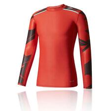 Ropa y complementos deportivos rojos adidas