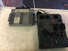 Peugeot ECU Kit 9644235680 9644625680 21647072 BSI S118085210 9646777380 E02