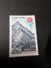 ANDORRE FRANCAIS 1978, timbre 270, EUROPA neuf** VF MNH STAMP