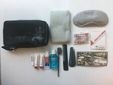 Cathay Pacific Airline Agnes b. Amenity Toiletry Travel Bag Case Dermalogica