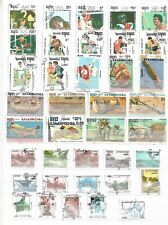 KAMBODSCHA  (  CAMBODIA )    -  LOT OF  STAMPS